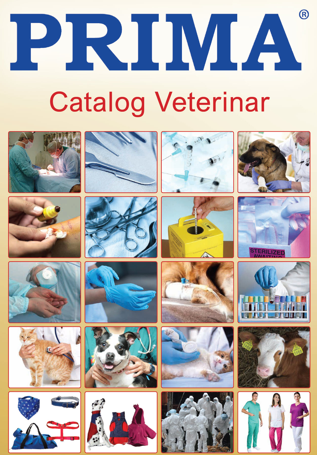 Catalog VETERINAR